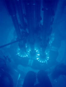 The U.S. is studying the feasibility of converting its Advanced Test Reactor (pictured) at Idaho National Laboratory to use low enriched uranium.