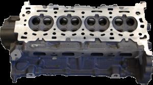 A GM cylinder head