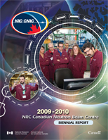 NRC-CNBC Biennial Report 2009 - 2010