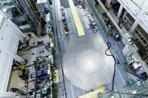 Canadian Neutron Beam Centre at the NRU reactor (Chalk River, ON)