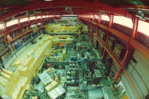 Particle beamlines at TRIUMF (Vancouver, BC)