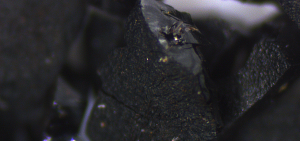 Spinel structure high entropy oxide (CrMnFeCoNi)3O4